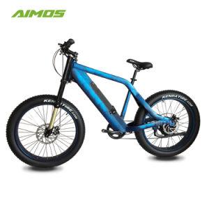 Patentes Aimos neumático Fat bicicleta eléctrica/Bicicleta eléctrica 500W para la venta