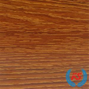 Зерно из дуба меламином пропитанная бумага для шпона (4856-26)