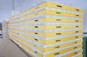 Panneau de PU pour chambre froide Cold Storage Conseil Panneau isolant