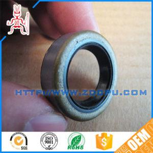 Soem-Maschinenteil-Nitril-Gummi-überzogene mechanische Öldichtung mit Metallrahmen