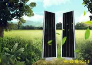 Sensor de cuerpo de Energía Solar de las luces de calle solar integrada LÁMPARA DE LED