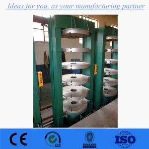 압박을 치료하는 타이어 관 플랩 가황 기계 /Vulcanizing