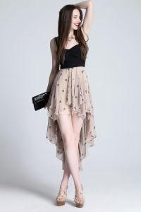 O OEM Dewsign vestido da menina de moda