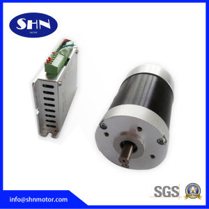 57mm 86mm 24V 36V 48V 60V CC Motor eléctrico DC sin escobillas