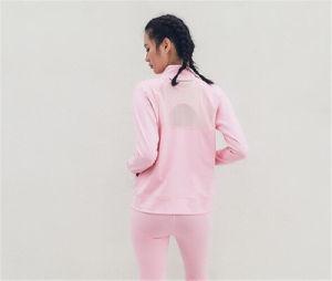 달리기를 위한 도매 여자 스포츠 궤도 재킷