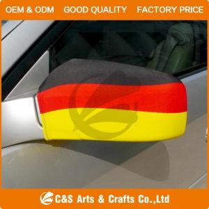 Decoração nacional bandeira da tampa do retrovisor do lado do carro