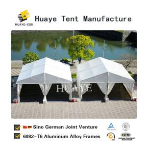 Grande Piscina Rainproof Contratante caso tenda para feiras de negócios
