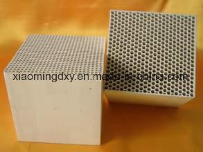 Totalizzatore di ceramica del gas del riscaldatore del favo della cordierite