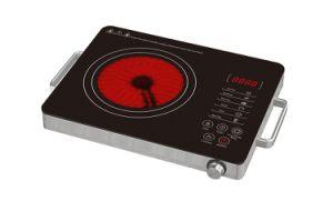 中国製ハンドルの電気赤外線炊事道具が付いているスチール・ケース