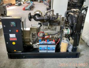 Générateur de moteur Diesel Water-Cooled 50kw