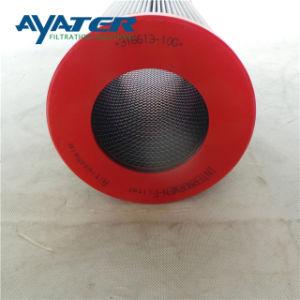 Remplacement du filtre à Ayater tef. 41.10vg. 30. E. P Haute pression du filtre hydraulique