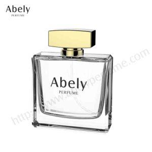 2018 Suministro de la fábrica de perfumes de pulverización personalizada de la botella de cristal