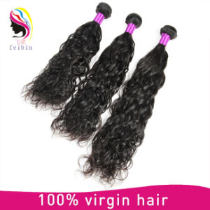 Comercio al por mayor 8A Remy Virgen Cabello Humano Brasileño de onda de paquete de cabello natural