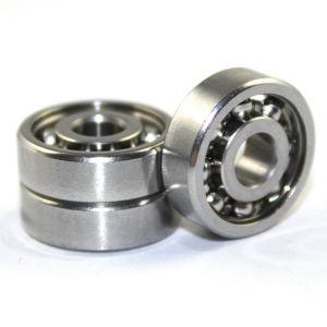 5X16X5mm geöffnete Peilung S625 des Edelstahl-SUS420