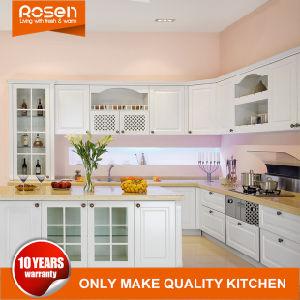 Küche-Wand-Schrank mit Glastür-Küche-Möbeln