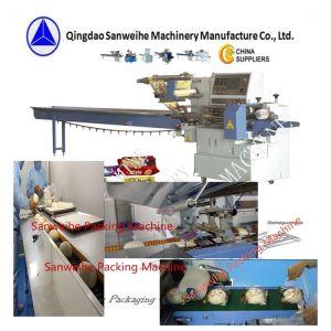 Swsf-450水平のForm-Fill-Sealタイプパッキング機械