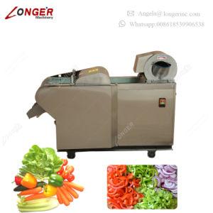 La Laitue industriel de la faucheuse trancheuse à légumes multi fonction de la machine