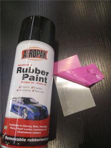 車のための熱い販売のエーロゾルのゴム製ペンキ
