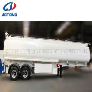 3 rimorchio del camion di autocisterna di trasporto dell'acqua degli assi 42cbm per liquido