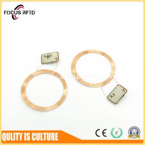 자산 추적 및 ID를 위한 NFC NXP Ntag 213 PVC RFID 디스크 꼬리표