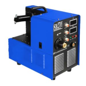 Saldatore poco costoso di magnetico MIG 200 del CO2 di buona qualità della fabbrica da vendere