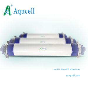 Ar Aqucell & água misturada a membrana de ultrafiltragem /para tratamento da água de alta 1500NTU