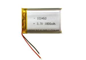 추적자를 위한 고품질 리튬 중합체 건전지 1800mAh 3.7V