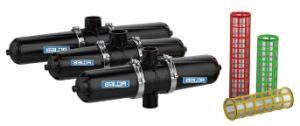 Prefiltrazione/filtro a sipario del collegare dell'acciaio inossidabile acqua di acque luride