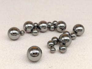 De magnetische Ballen van het Roestvrij staal van de Kubus met Oppervlakte die voor de Dragende Delen van de Precisie worden opgepoetst