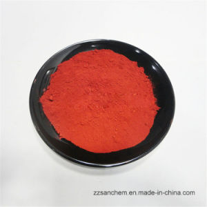 Het Rode Poeder van het Oxyde van het ijzer voor het Oxyde van het Ijzer van de Levering van de Fabriek van de Verkoop