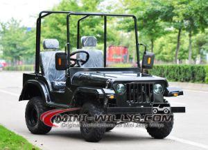 150cc와 200cc Gy6 엔진에 유효한 새로운 성숙한 크기 소형 지프 Willys