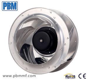 310мм Ec управления скоростью вращения двигателя обратно Центробежный вентилятор