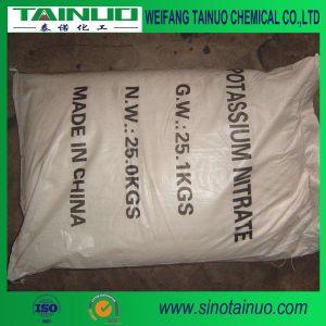 Het korrelige Nitraat van het Kalium voor Meststof