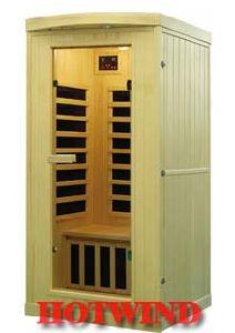 Hasta 2016 Sauna Infrarrojo portátil de la habitación Sauna Sauna de madera para 1 personas (SEK-I1)