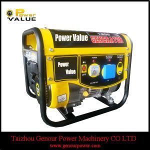 CE Soncap Approved 1kVA Portable Gasoline Generator
