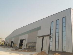 La luz de prefabricados de estructura de acero de construcción de la Industria Química (KXD-SCD100)