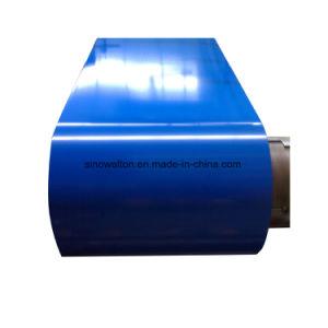 Il colore galvanizzato preverniciato della lamiera di acciaio ha ricoperto la bobina d'acciaio laminata a freddo