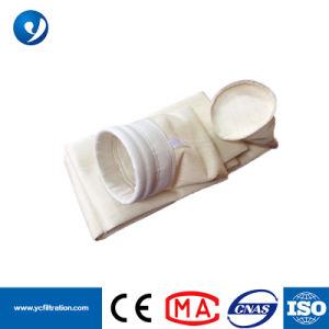 Polyester-Staub-Filtertüte mit dem Versengen und dem Kalandern