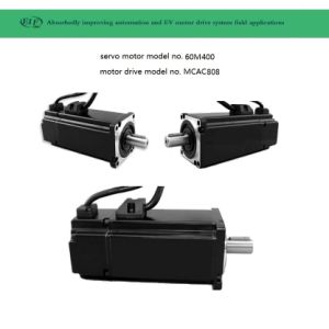 ACサーボモーター750W高圧80mmフランジの高い慣性