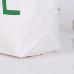 Venda a quente logotipo promocionais impressos Saco de lona
