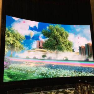 P2.98/P3.91/P4.81/P5.95 visualizzazione dell'interno dell'affitto LED che fa pubblicità per l'esposizione, fase, congresso