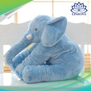 30cm 40cm 60cm 80cm 코끼리 연약한 인형 귀여운 채워진 아기 유아 놀이 친구는 Xmas 선물을%s 장난감 베개 견면 벨벳 장난감을 유화한다