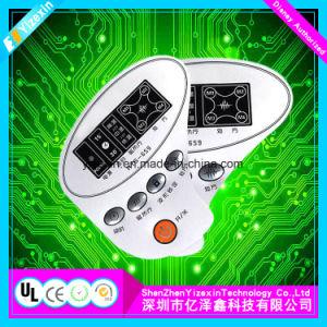 Coperture di plastica dell'altoparlante di Bluetooth con PCBA ed i tasti tattili