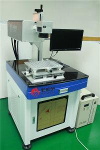Hgj-102 machine de marquage au laser UV pour le verre et céramique