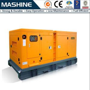 50Hz 1500rpm 415V 3 판매를 위한 단계 160kVA 침묵하는 디젤 엔진 발전기