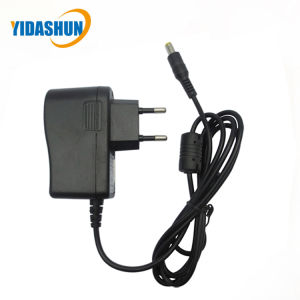 Wholesale AC DC cargador de pared 5V 1Un cargador adaptador de pared para cámara CCTV LED