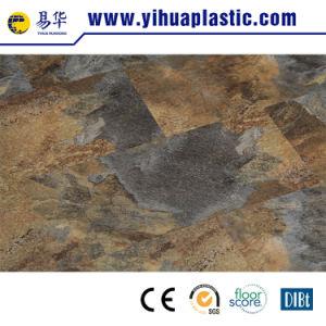 Vinylfußboden-Fliese-/Glue-unten Vinylbodenbelag-/Self-Stock-Bodenbelag