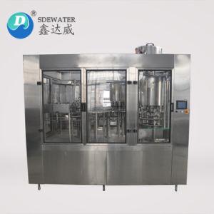 10000B/H botella PET automática Máquina de Llenado de agua pura