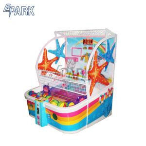 Centro de juego Kids juego de baloncesto de la máquina para 2 jugadores