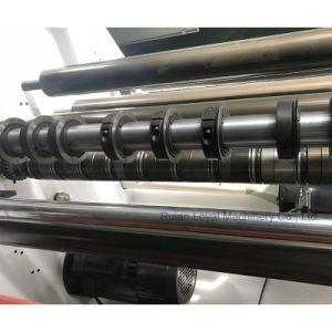 ライン機械ロールスリッターRewinderを切り開く650mmのフィルム